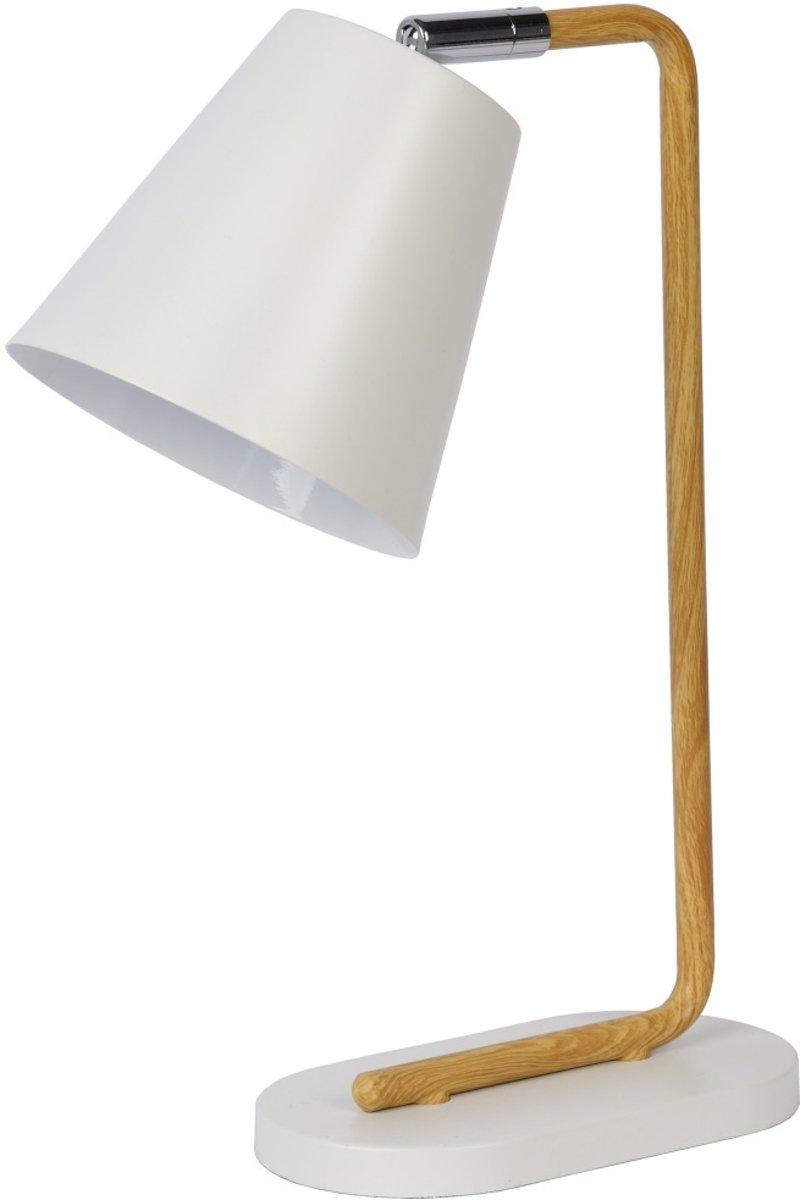 Lucide CONA Tafellamp E14 Wit