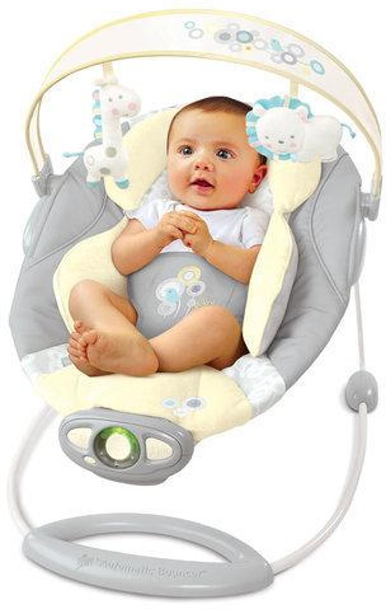 Automatische Wipstoel Baby.Bol Com Bright Starts Ingenuity Hybridrive Automatische Wipstoel
