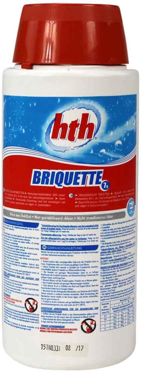 HTH 7 grams briquetten
