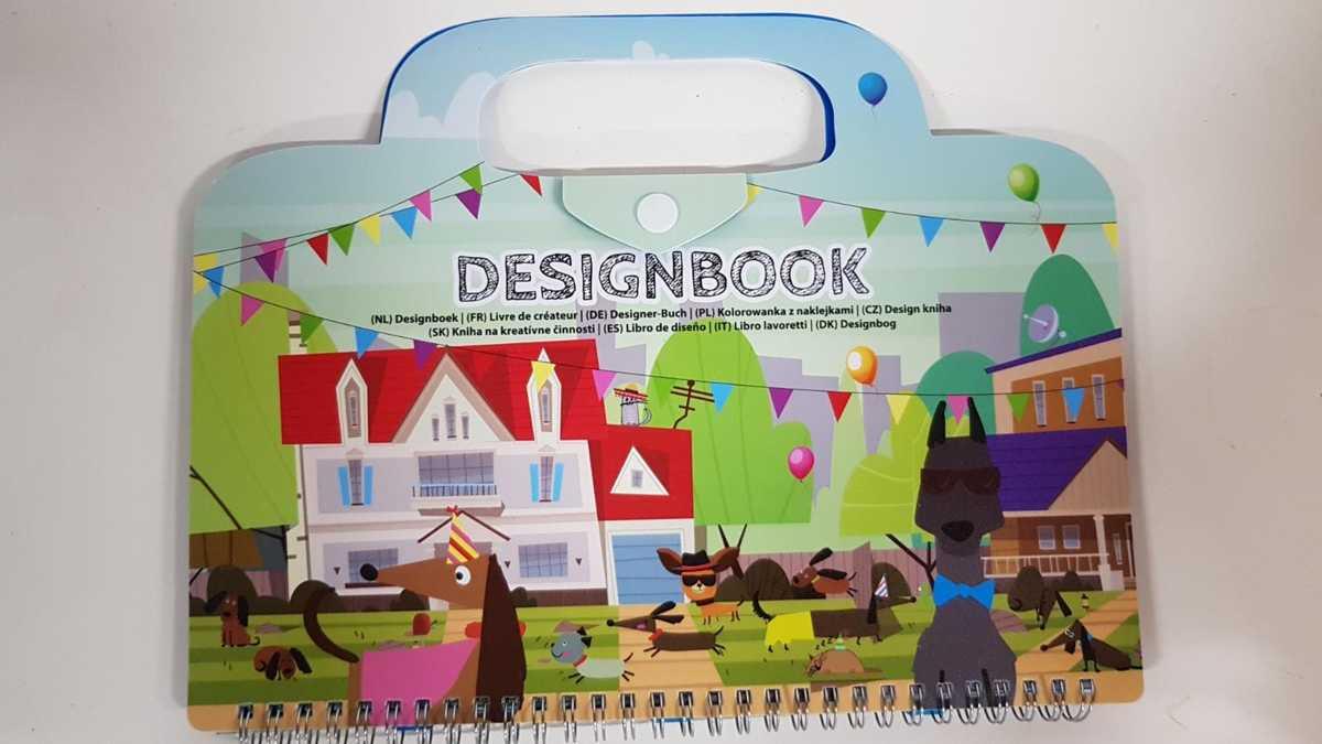 Designboek - Hondjes