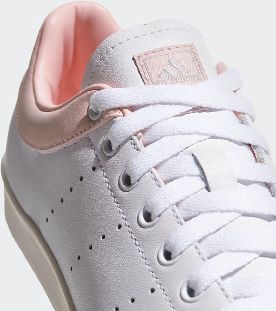 online store 6b682 1b5a6 bol.com  adidas - adicross classic - sneaker - golfschoen - wit - roze -  dames