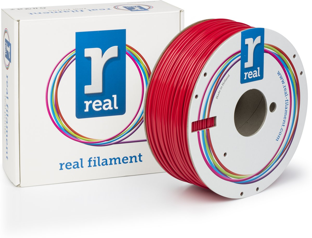 REAL Filament ABS rood 2.85mm (1kg)
