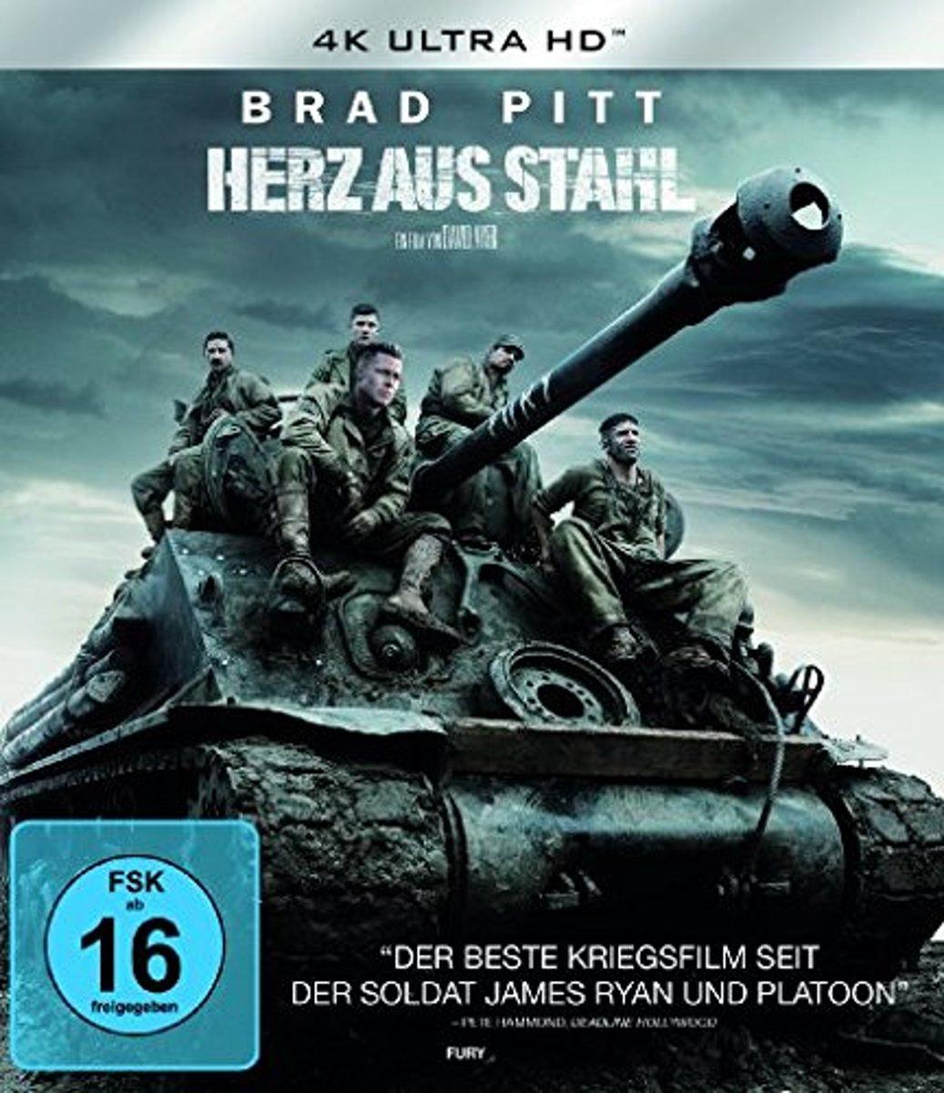 Fury (2014) (Ultra HD Blu-ray)-