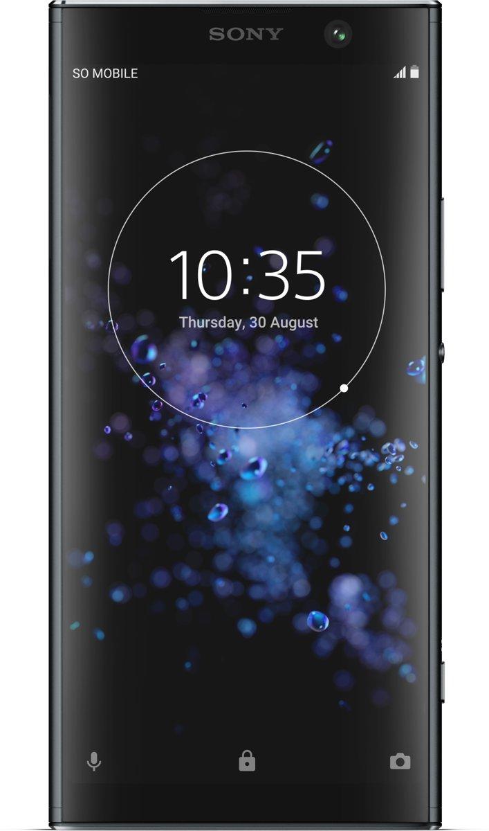 Sony Xperia XA2 Plus - 32GB - Dual Sim - Zwart kopen