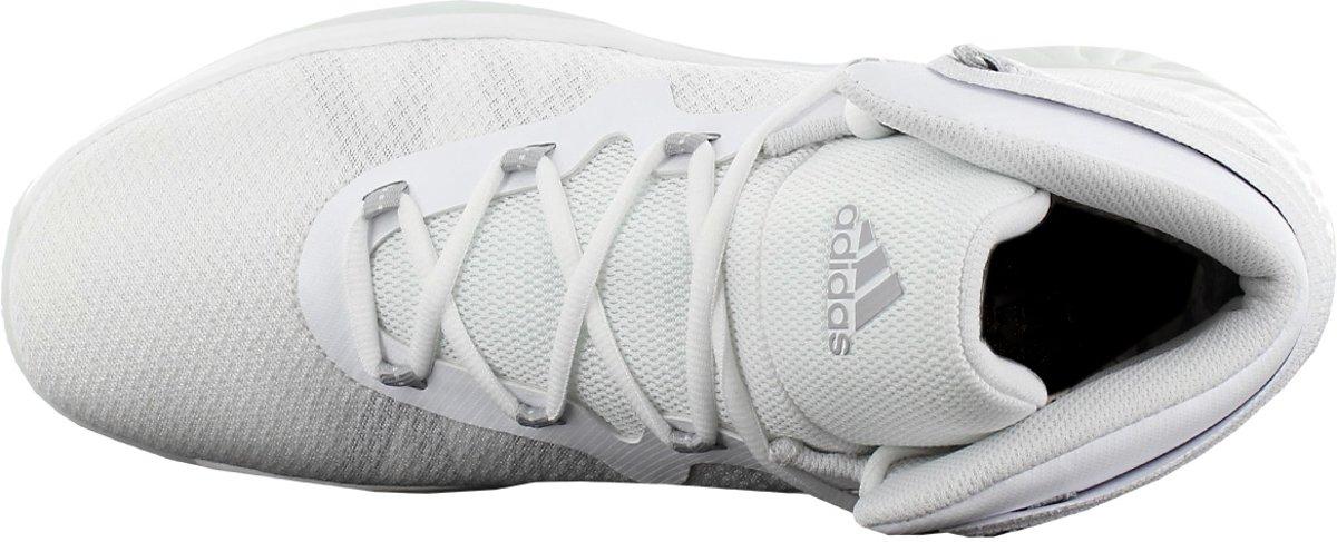 adidas Explosive Bounce BY4467 Heren Basketbalschoenen Sportschoenen Sneaker Wit Maat EU 50 UK 14