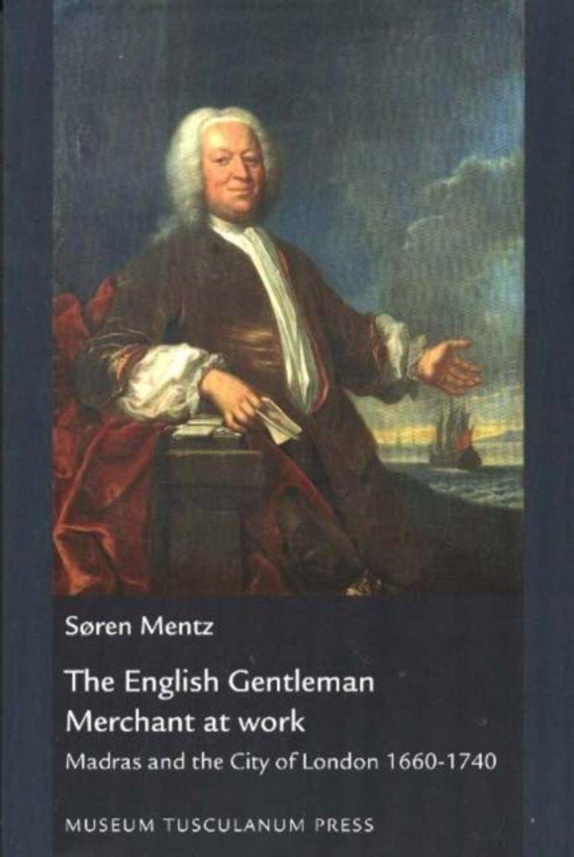 | English Gentleman Merchant at Work | 9788772899091