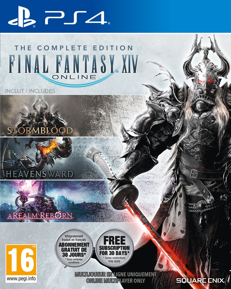 Final Fantasy XIV - Complete Edition PlayStation 4