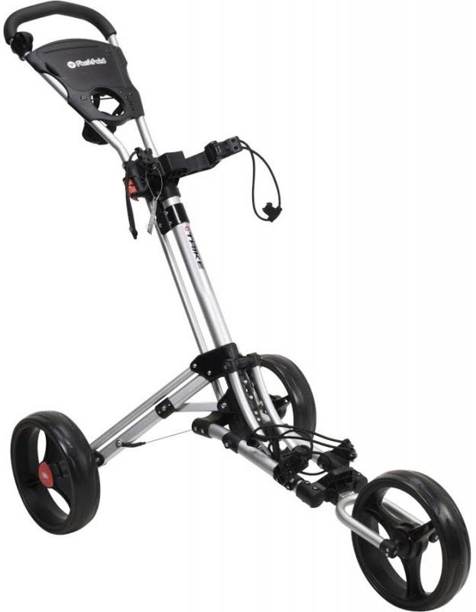 Skymax QwikFold 3.0 Golftrolley Silver/Black kopen