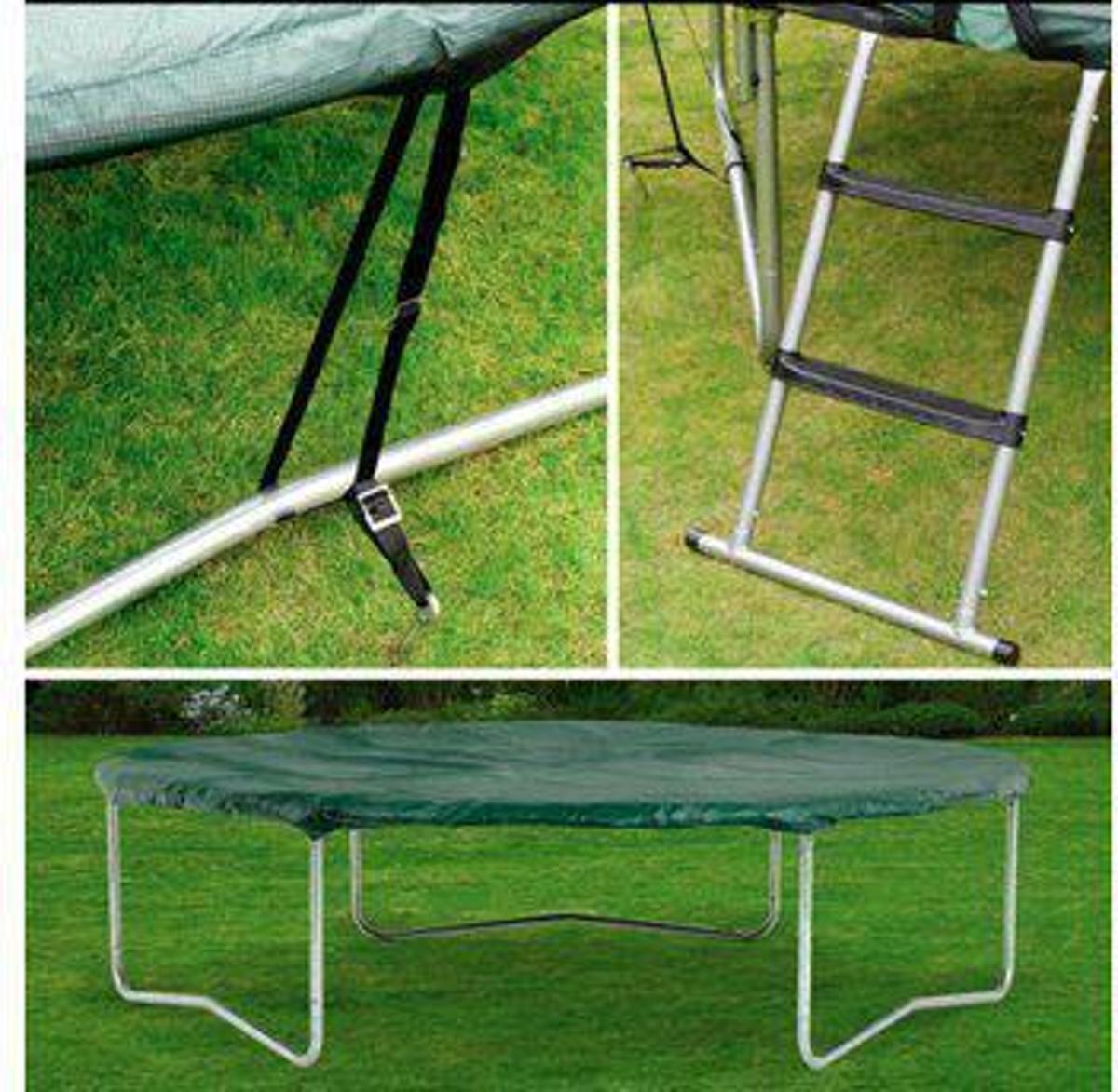 Plum 3.65m trampoline accessoires kit