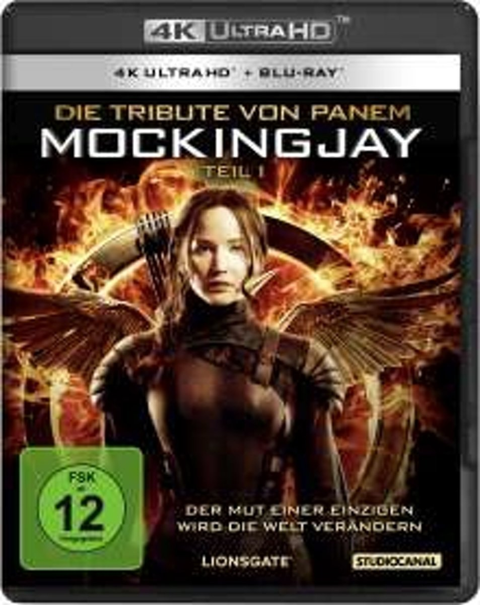 The Hunger Games: Mockingjay Part 1 (2014) (Ultra HD Blu-ray) (Import)-