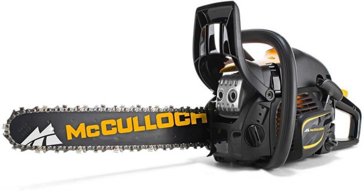 McCULLOCH CS 410 Elite benzine kettingzaag - 41 cc - Zwaardlengte 38 cm
