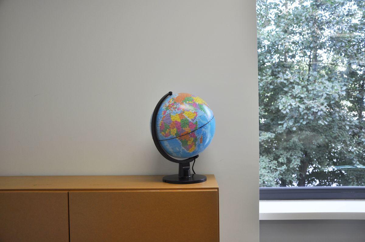 Wereldbol Met Licht : Bol wereldbol cm met licht educatief speelgoed varoni