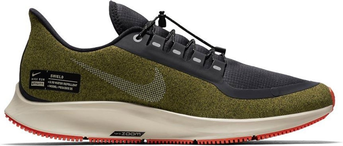| Nike Air Zoom Pegasus 35 Schoenen groen 42