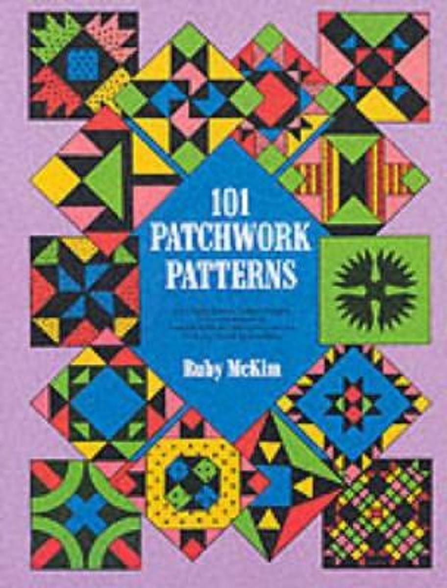 bol.com | One Hundred and One Patchwork Patterns, Ruby Short Mckim |  9780486207735 | Boeken