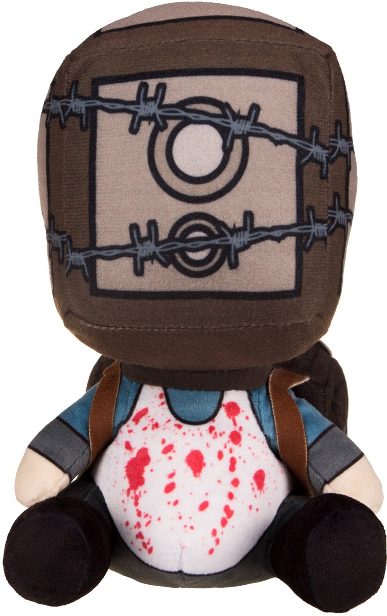 The Evil Within - The Keeper Stubbin Plush 20cm