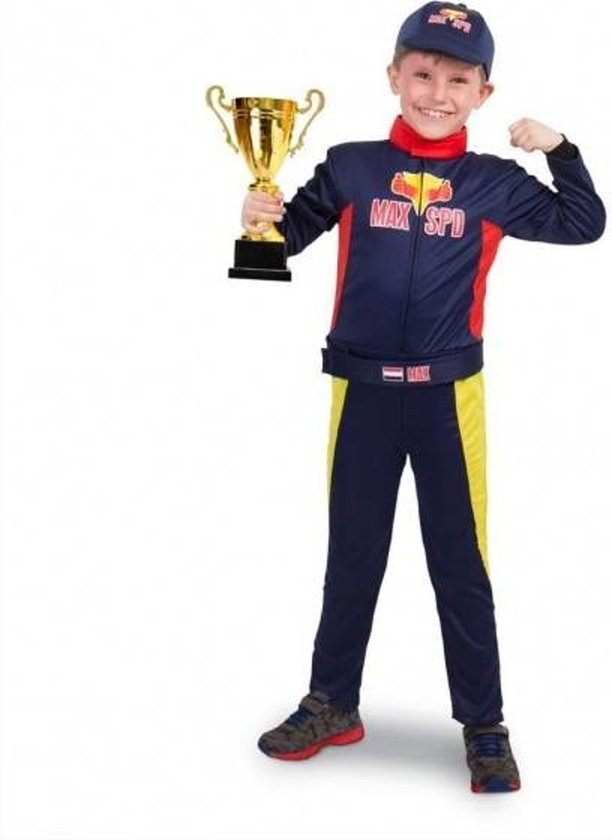259eafb6b9fedc Race Kostuum Max Jongens