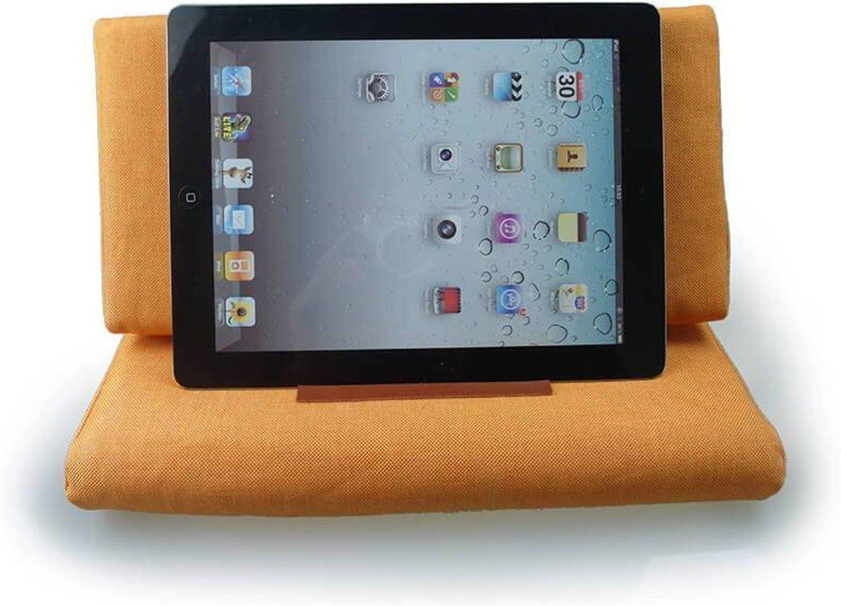 iPad kussen oranje kopen