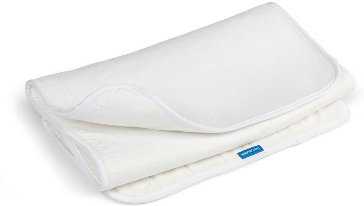 Aerosleep BabyProtect matrasbeschermer 60x120 cm - Wit