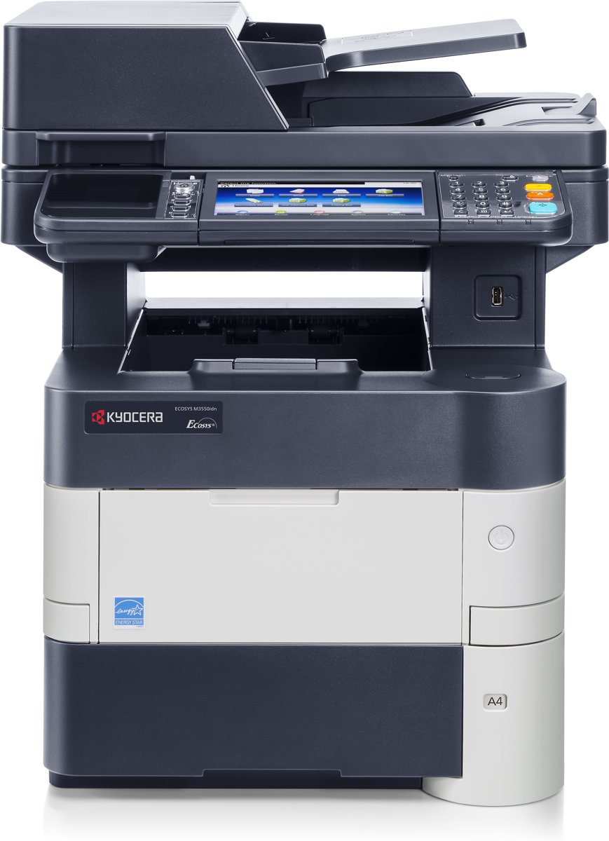 Kyocera ECOSYS M3550idn - All-in-One Laserprinter
