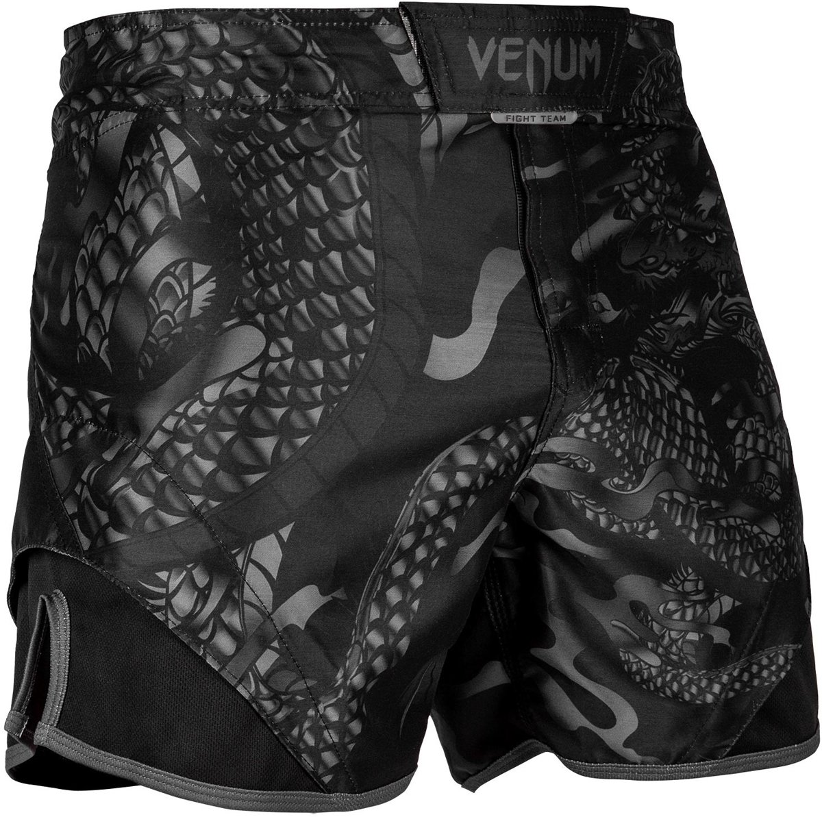 Venum Dragon's Flight MMA Fightshort Zwart Medium