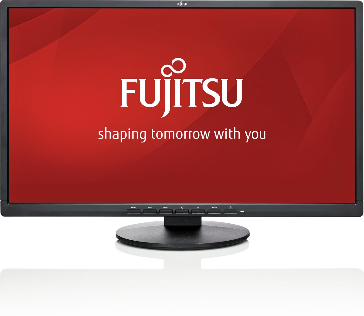Fujitsu Displays E24-8 TS Pro 23.8'' Full HD LED Mat Flat Zwart computer monitor