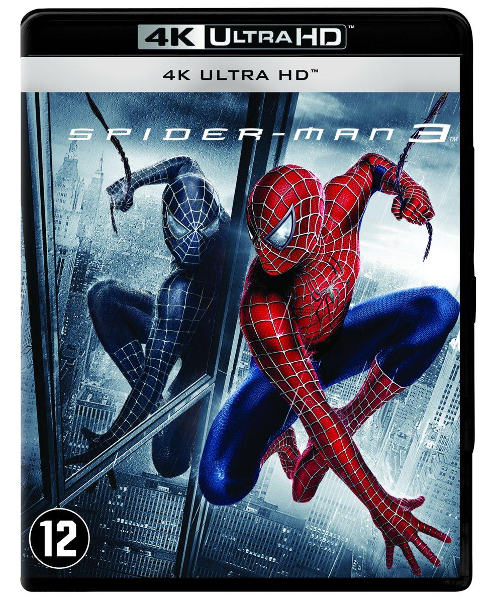 Spider-Man 3 (4K Ultra HD Blu-ray)-