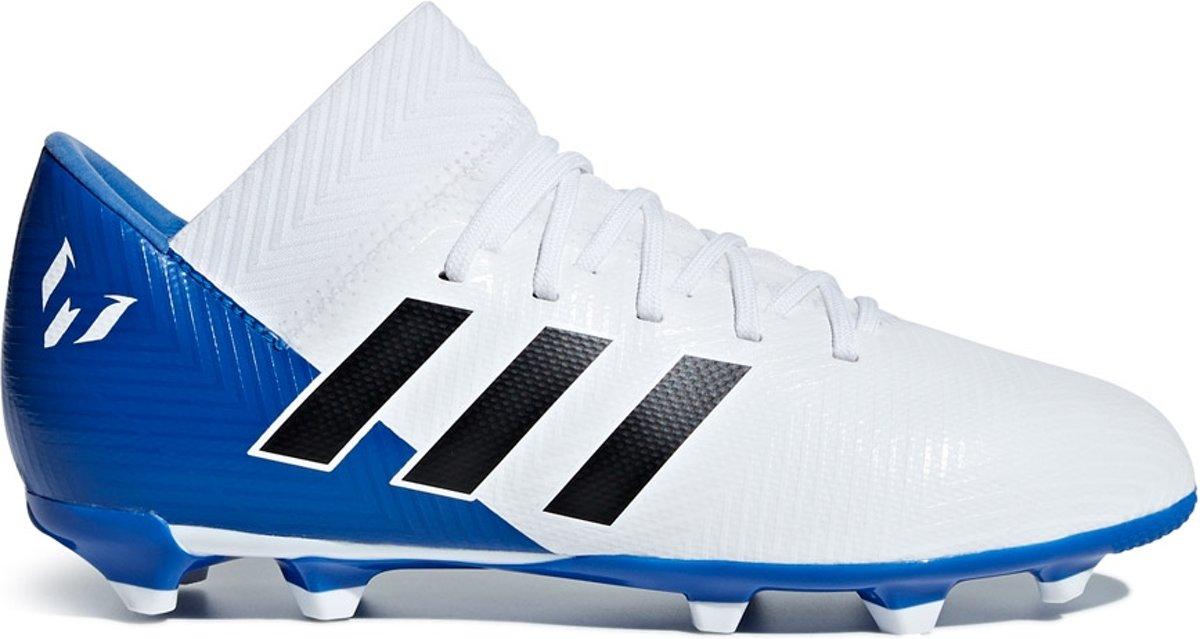 adidas NEMEZIZ MESSI 19.3 FG Voetbalschoenen Wit Rood Blauw