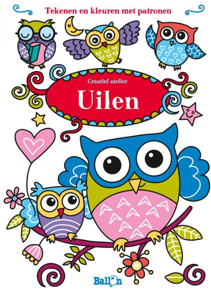 Creatief Atelier - Uilen