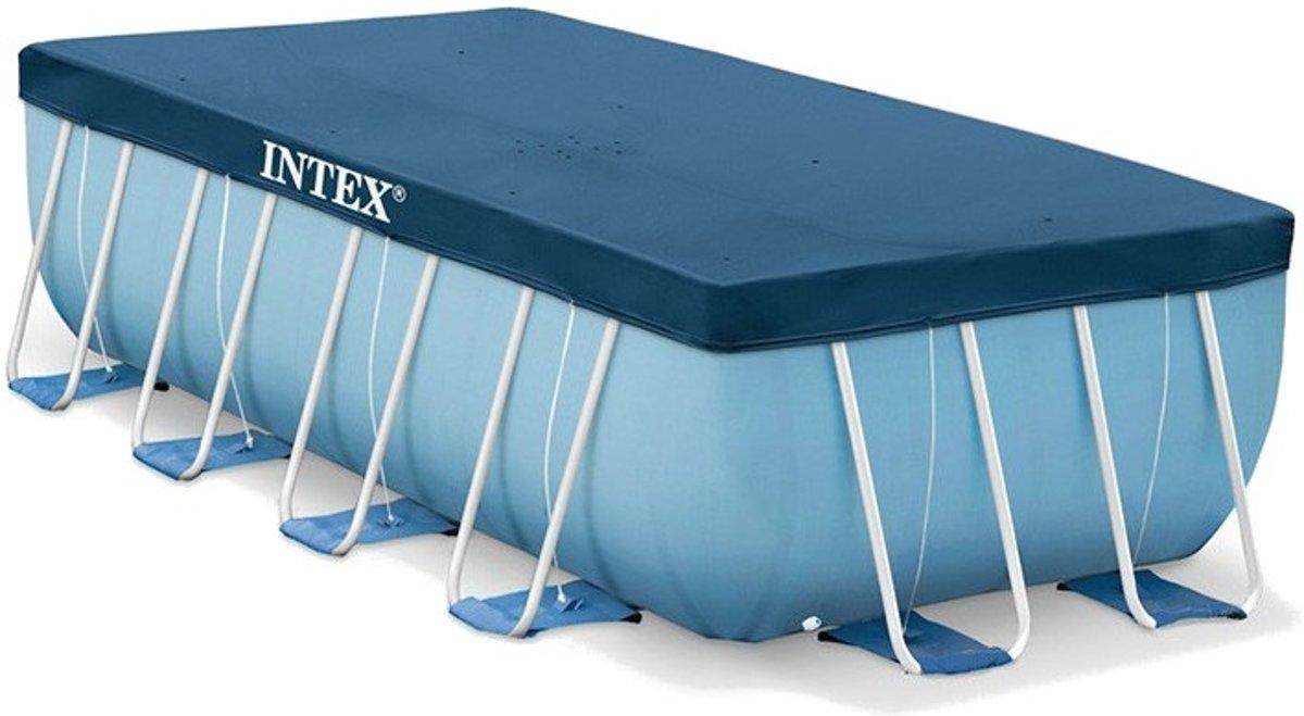 Intex Frame Afdekzeil Vinyl 400 X 200 Cm