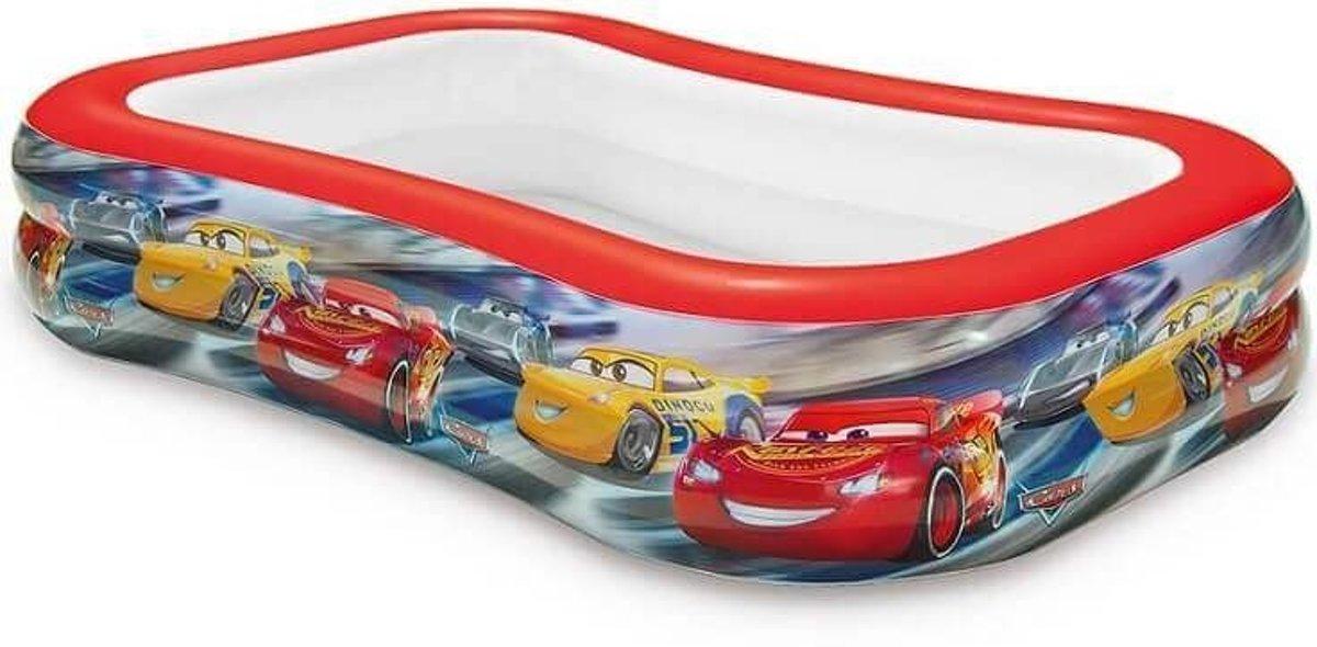 Intex zwembad Cars - 262x175x56 cm