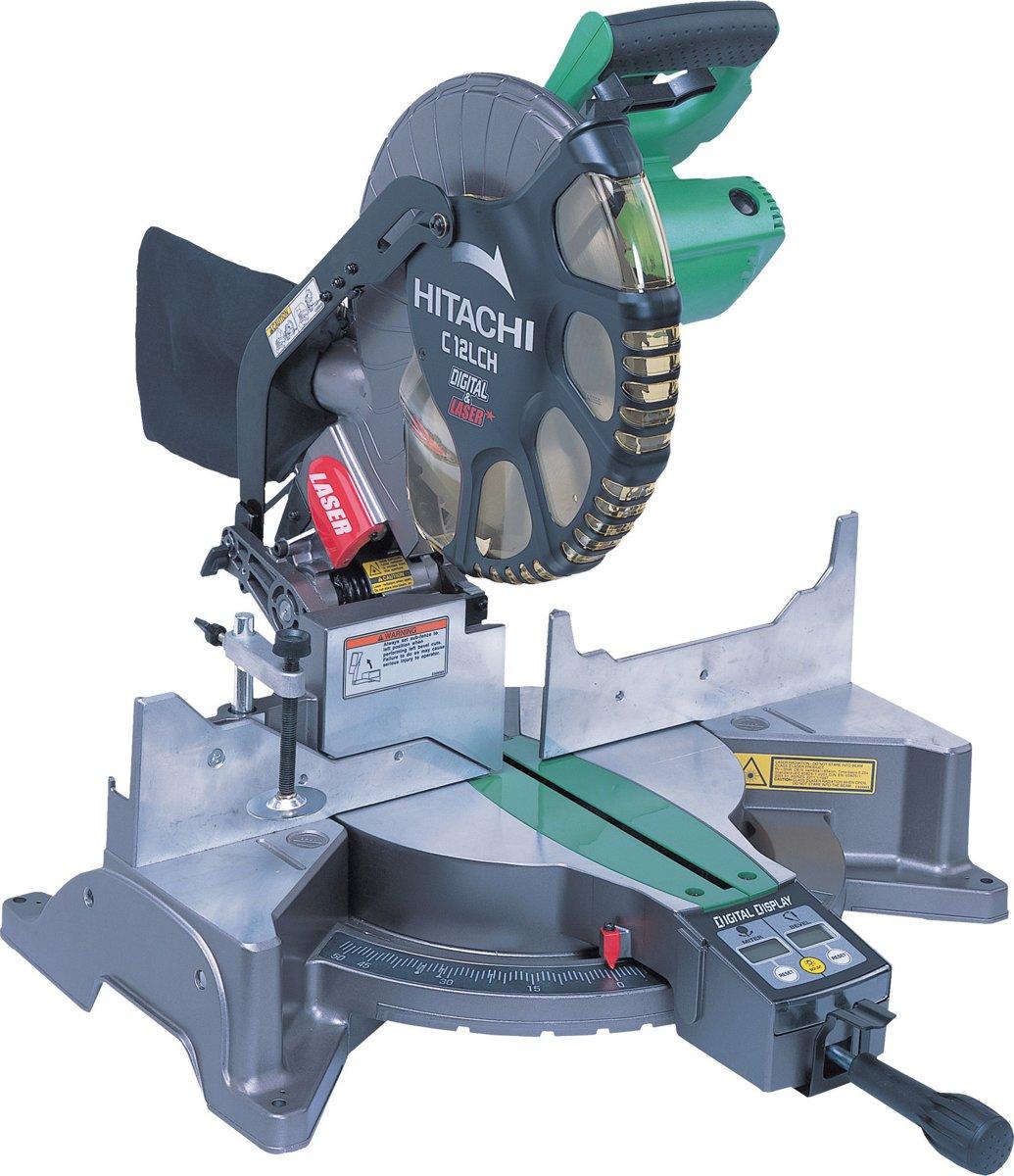 Hitachi C12LCH(UT) Afkort-verstekzaagmachine