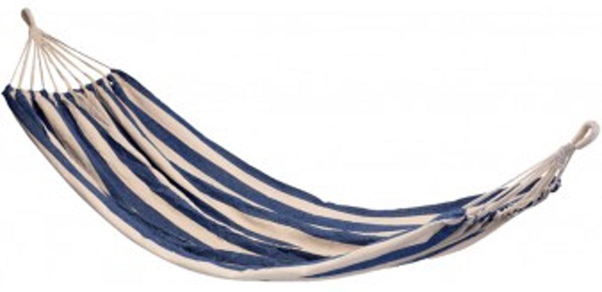 Hangmat blauw