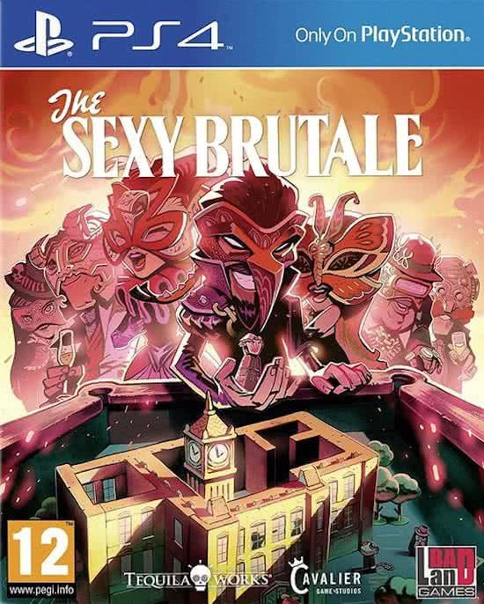 The Sexy Brutale: Full House Edition PlayStation 4