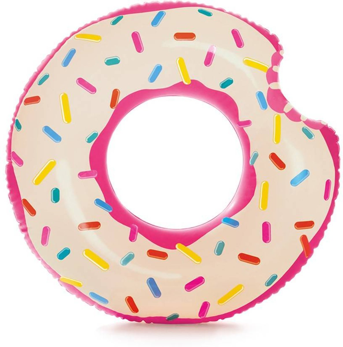 Intex Zwemring Donut Roze 107 cm - Zwemband