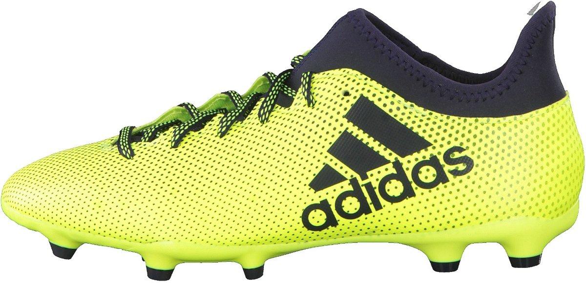 Adidas - X17.3 Fg Jr Football - Unisexe - Football - Jaune - 38 KQWP3an