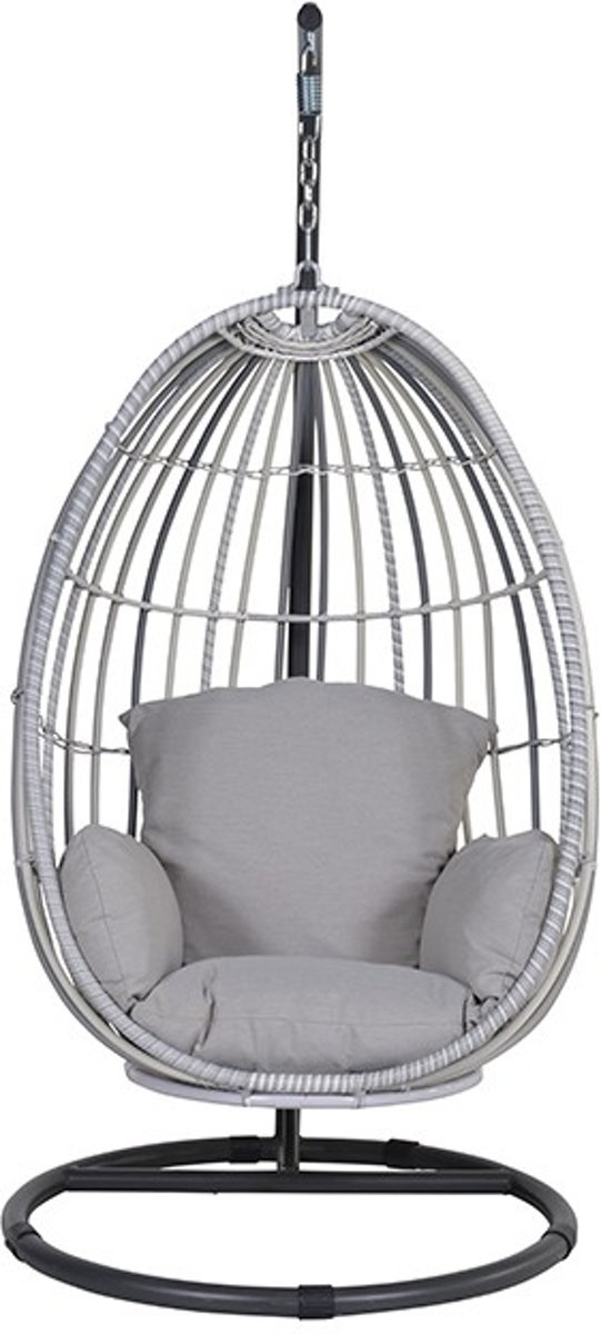 Tuinstoel Hangend Ei.Bol Com Garden Impressions Panama Hangstoel Swing Egg