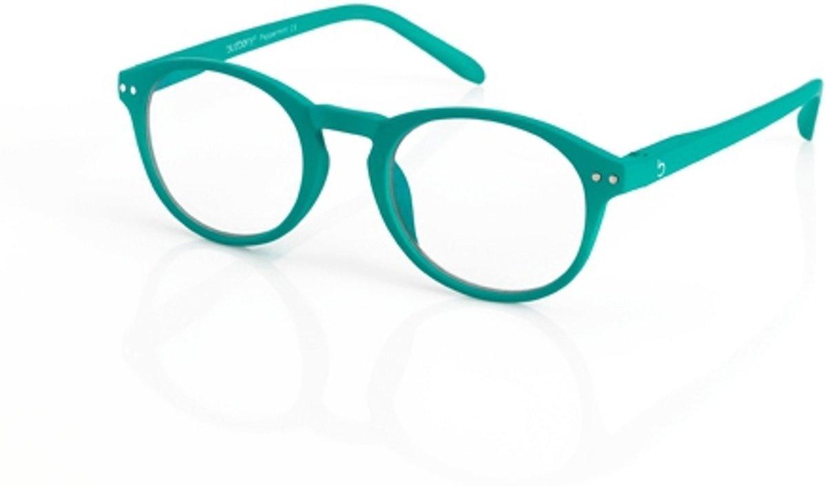Foto van Blueberry Glasses Retro mint