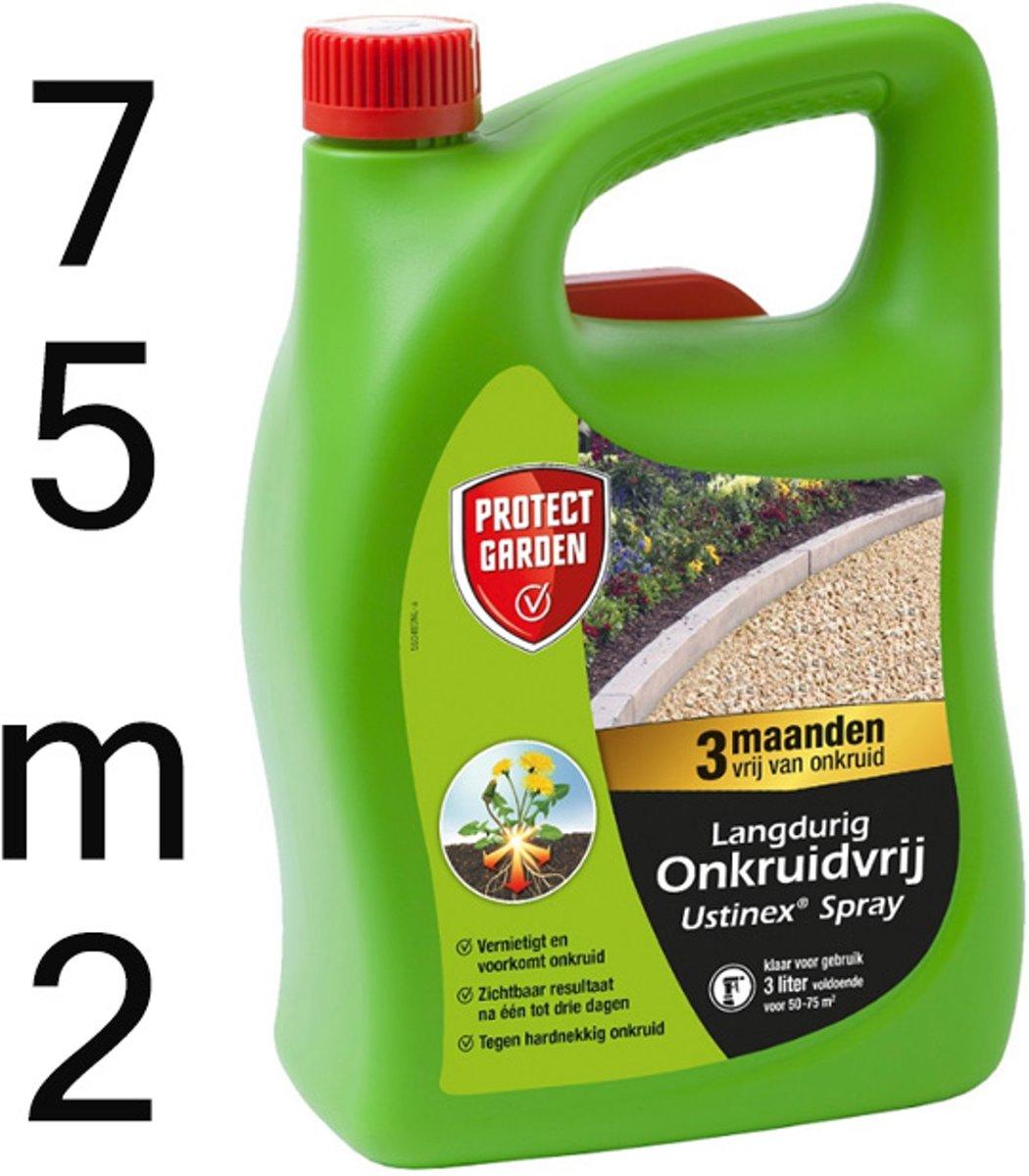 Onkruidvrij Ustinex 3 liter kant klaar