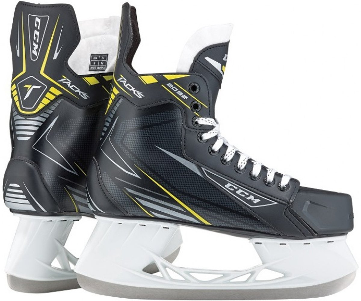 Ccm Ijshockeyschaatsen Tacks 2092 Unisex Zwart Maat 39