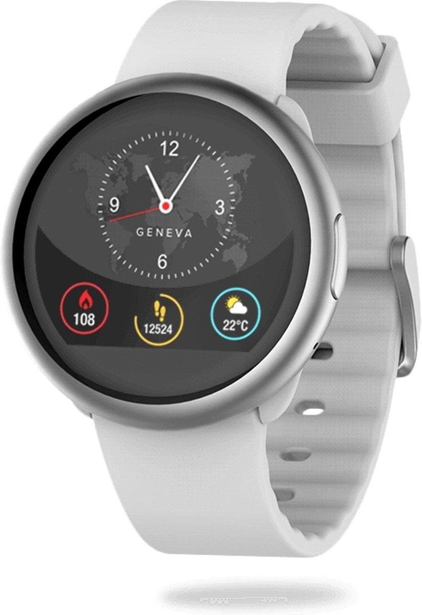 MyKronoz ZeRound2 smartwatch - wit kopen