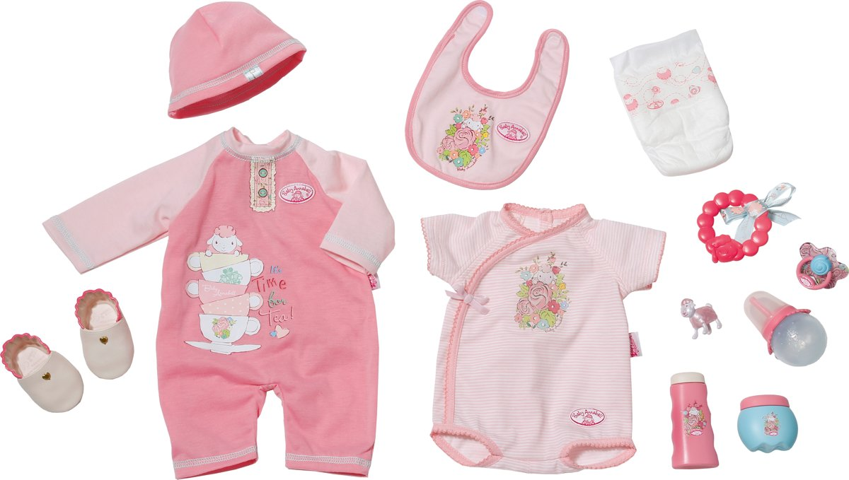 Baby Annabell Special - Poppenverzorging