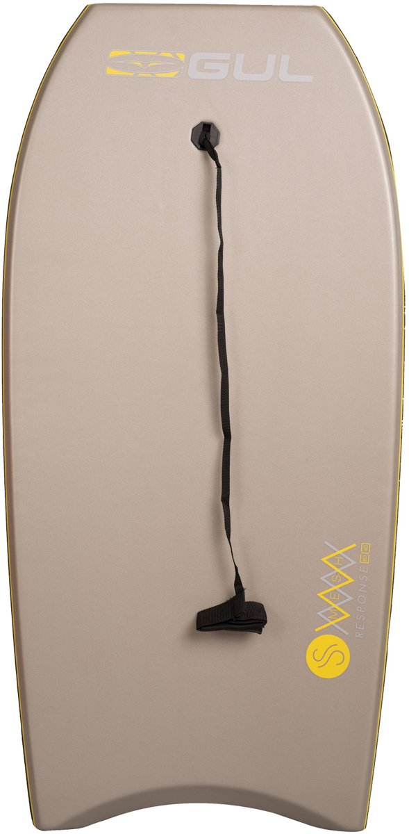 Gul Bodyboard - grijs
