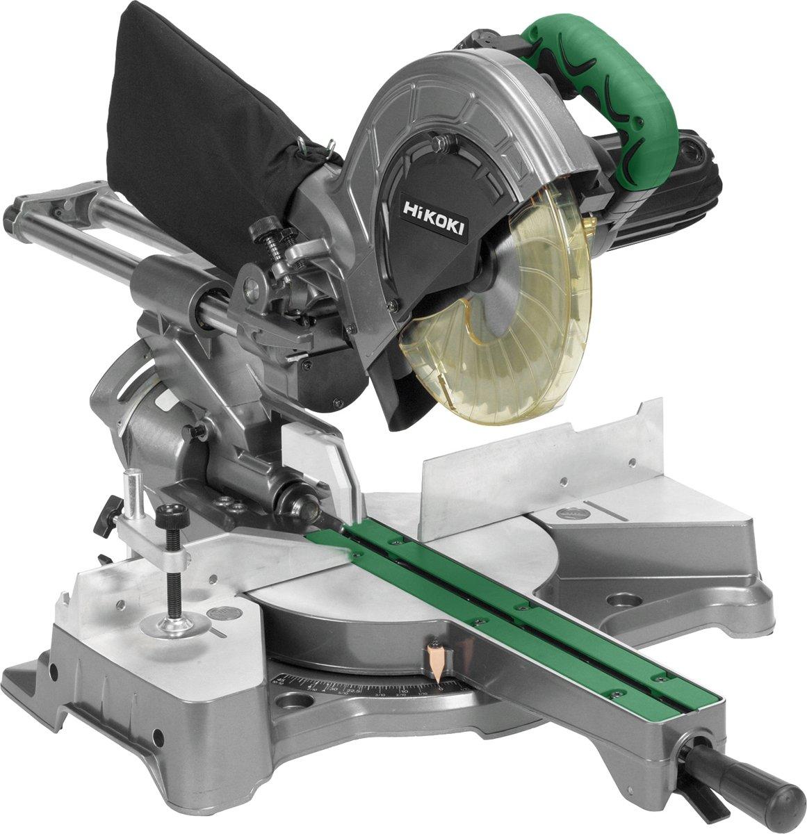 HiKOKI afkort-verstekzaagmachine - C8FSEUAZ - 216 mm zaagblad - 1050 W