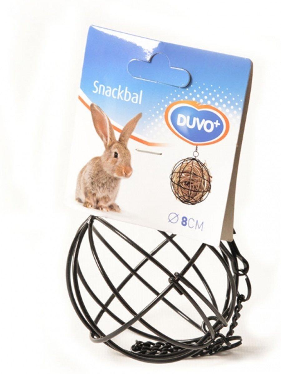 Snackbal voor knaagdieren