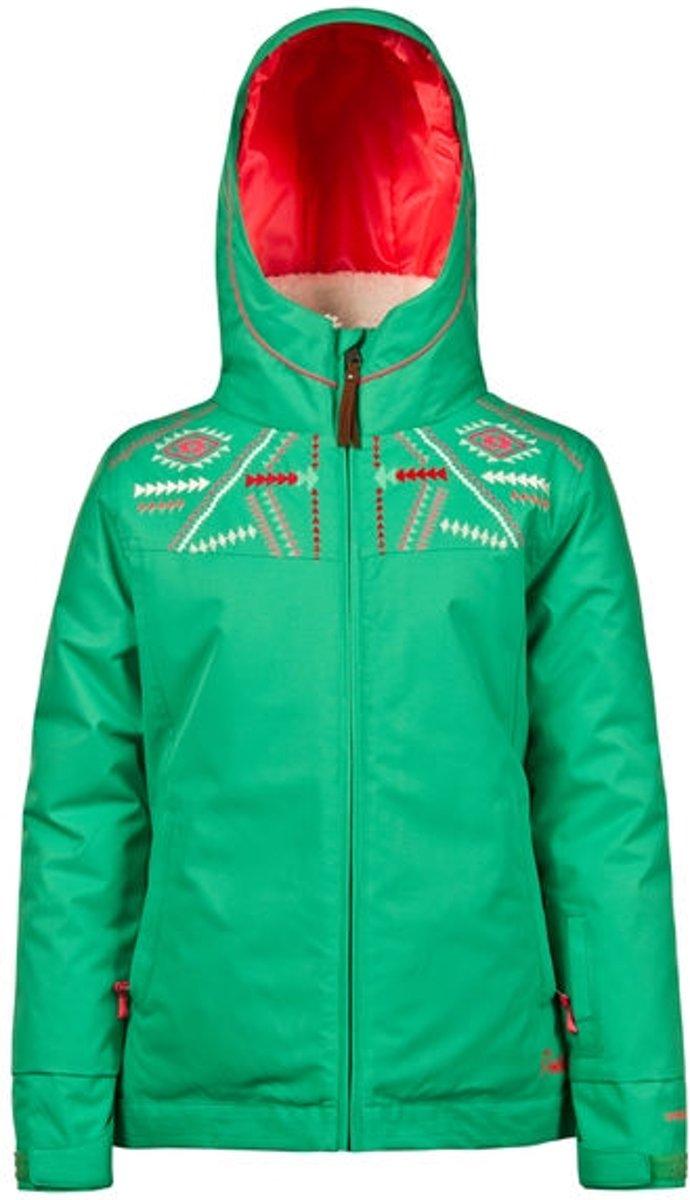 Protest Ferny Green Snowjacket voor €49,95
