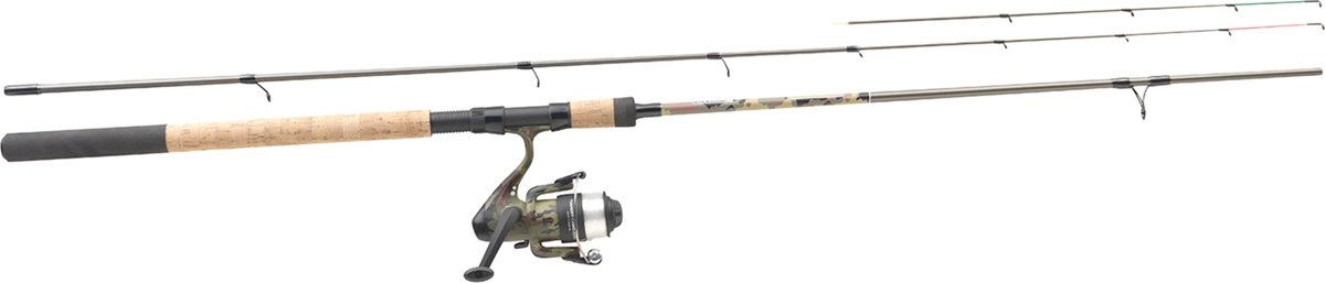 Mitchell Tanager Camo 242 Quiver | 10-50g | 2.40m