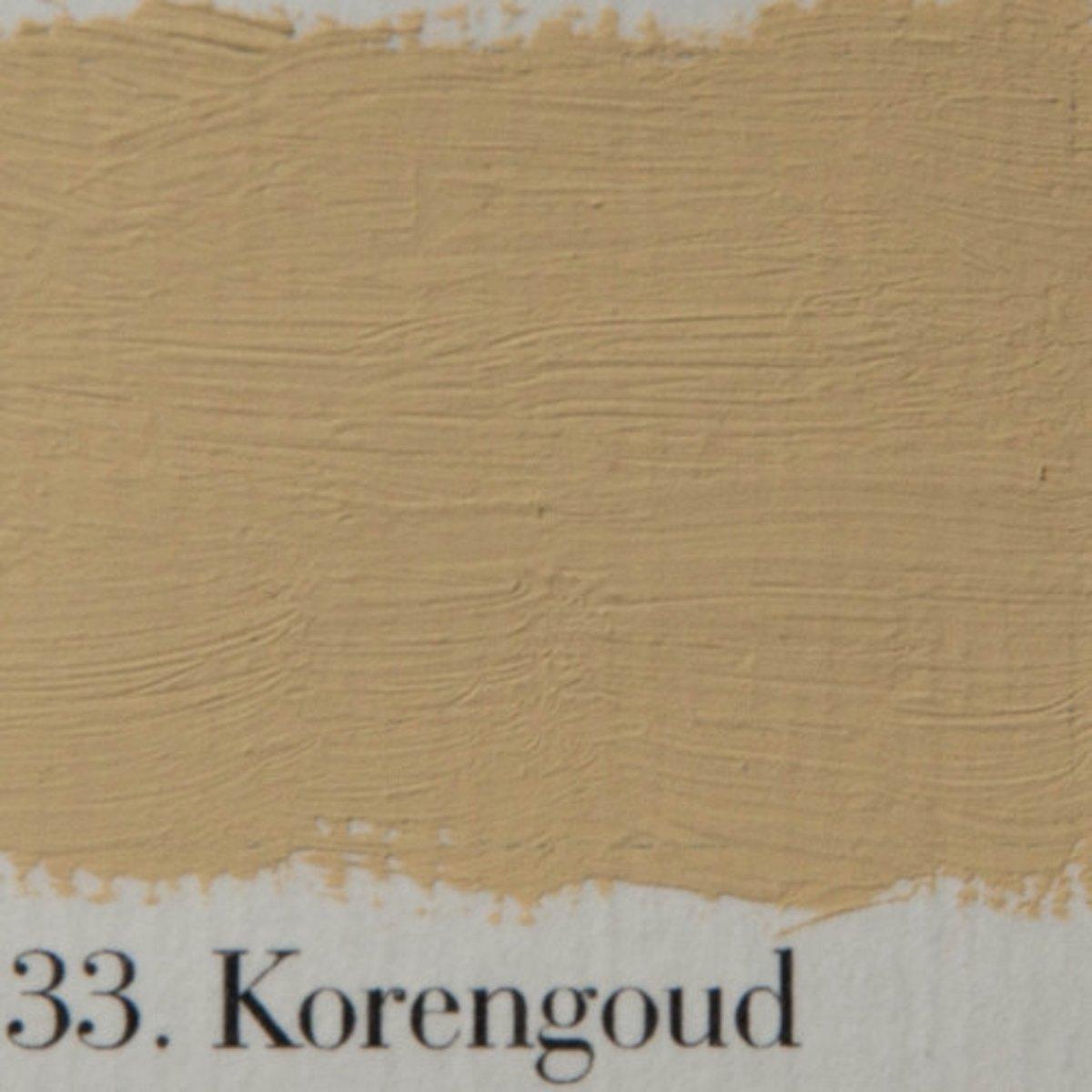 l'Authentique kleur 33- Korengoud