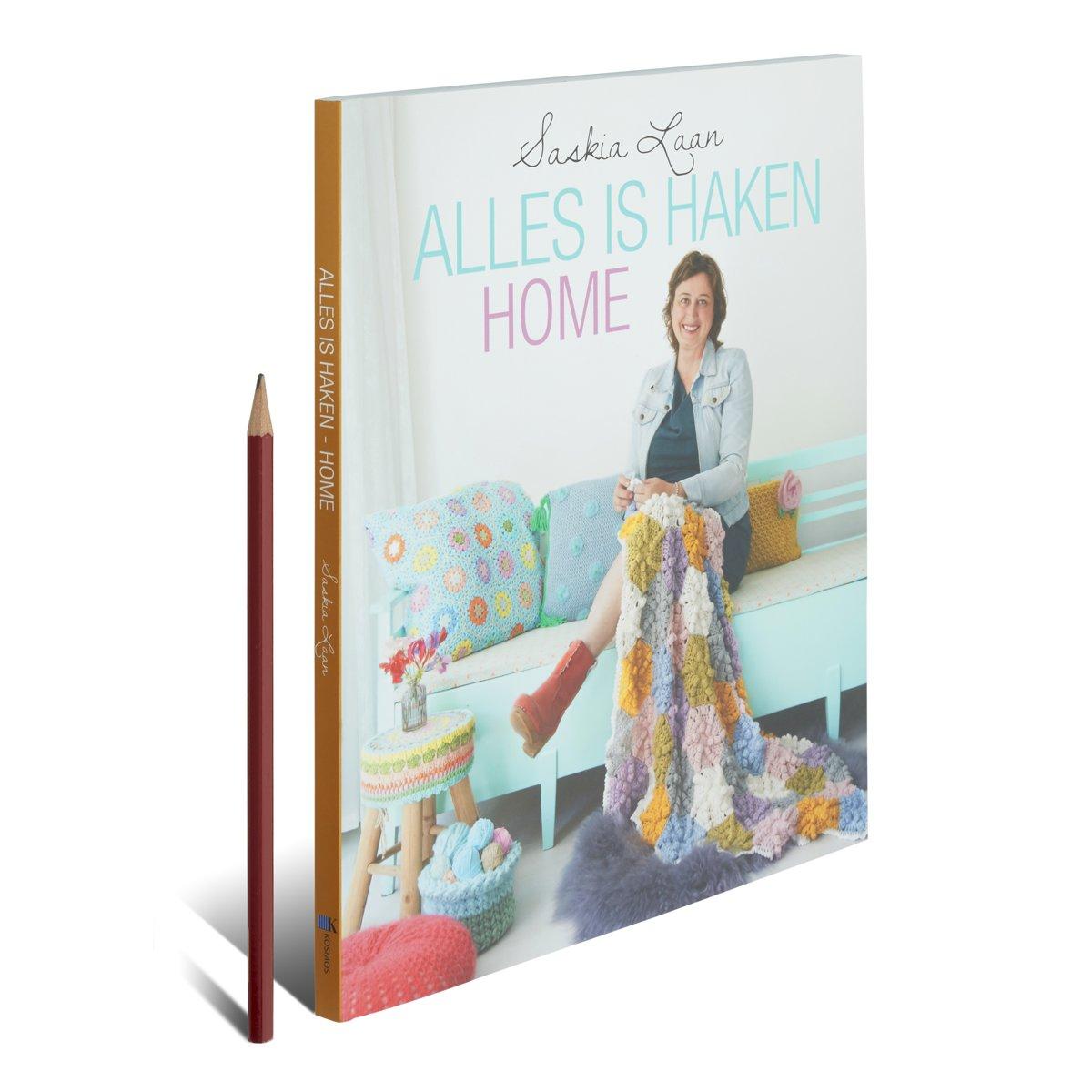 Bolcom Alles Is Haken Home Saskia Laan 9789043919692 Boeken