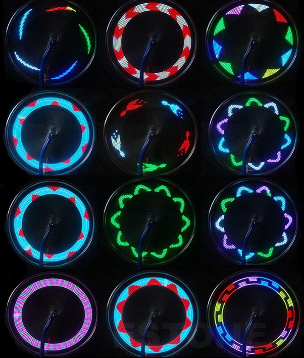 bolcom led fietswiel spaak licht kinderen spaakverlichting fietswielverlichting