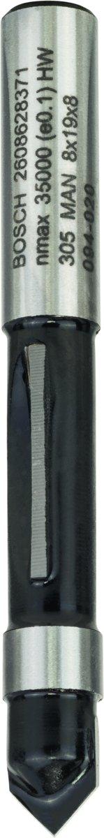 Bosch - Kopieerfrezen 8 mm, D1 8 mm, L 19 mm, G 64 mm kopen